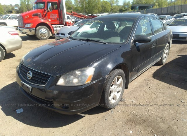 2006 Nissan Altima For Sale >> Salvage Car Nissan Altima 2006 Black For Sale In St Paul Mn