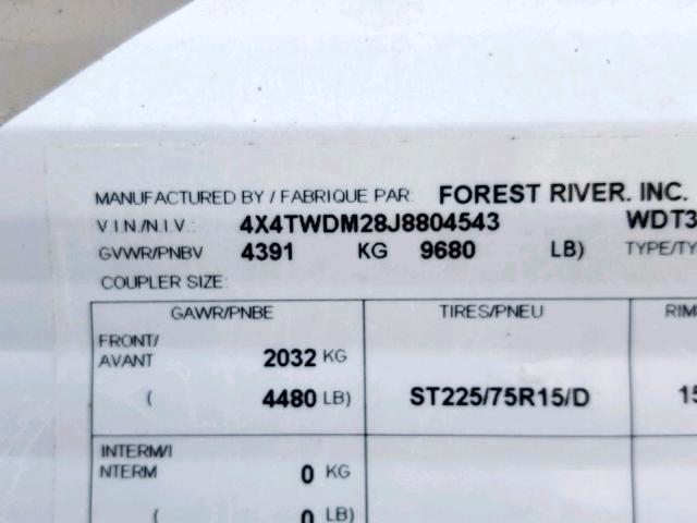 Forest River Wildwood Towables for Sale