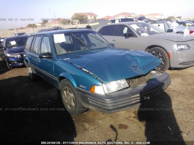 Salvage Car Chevrolet Cavalier 1994 Turquoise For Sale In Phoenix Az