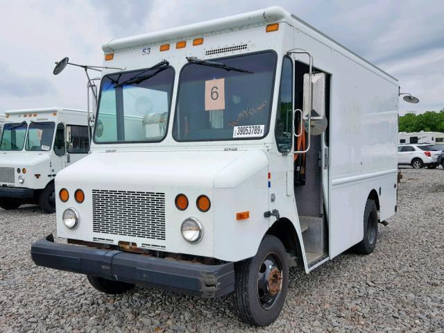 Used Industrial Workhorse Custom Chassis P42 2002 White for
