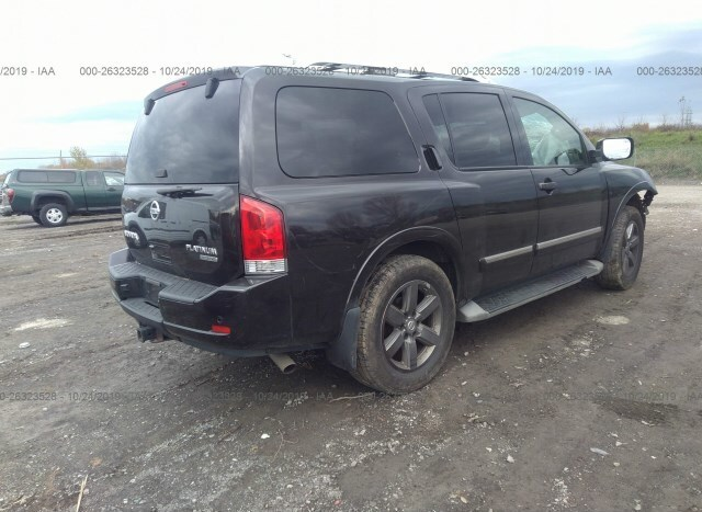 Nissan Armada for Sale