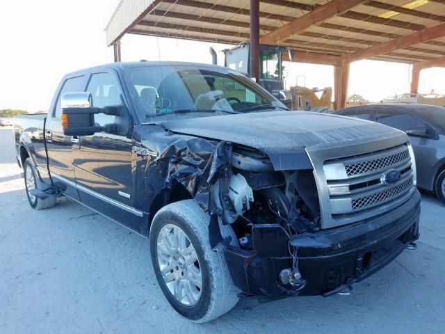 2014 Ford F150 For Sale >> Salvage Car Ford F150 2014 Black For Sale In Homestead Fl