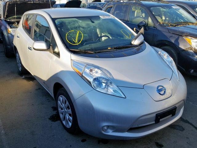 Nissan Leaf For