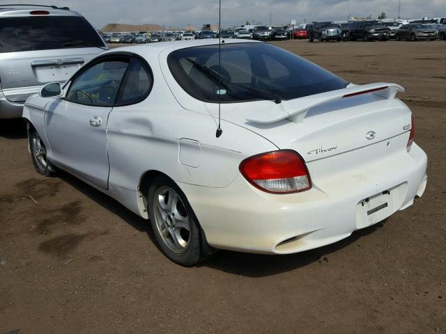 Hyundai Tiburon for Sale