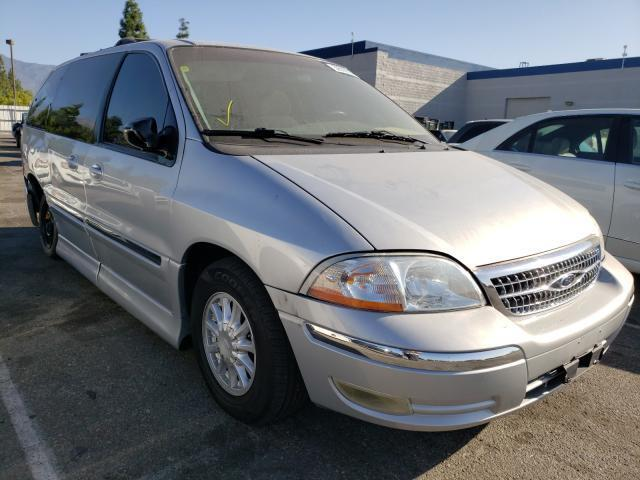 salvage car ford windstar 1999 silver for sale in rancho cucamonga ca online auction 2fmza5242xba07652 ridesafely