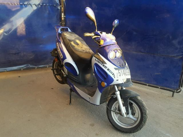Taizhou City Kaitong Motorcycle Scooter for Sale
