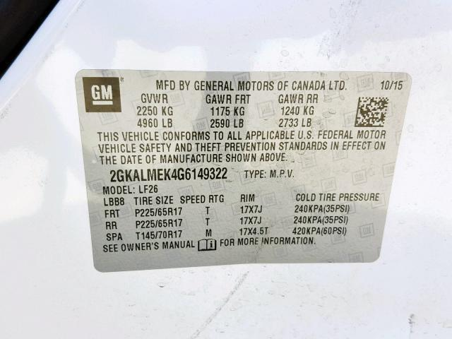 Gmc Terrain for Sale