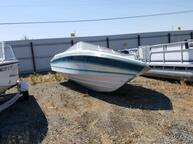 1992 HYDE DRIFT BOATS MARINE LOT