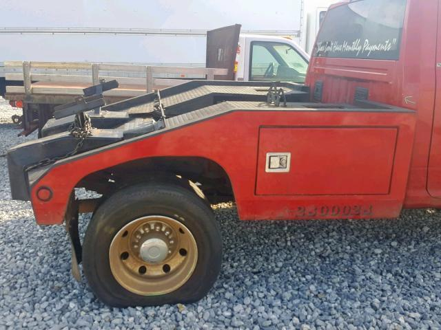 Ram 4500 Chassis for Sale