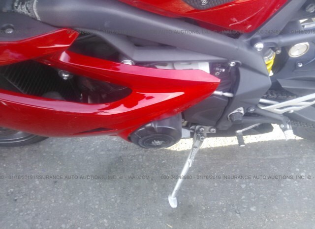 Triumph Daytona 675 for Sale