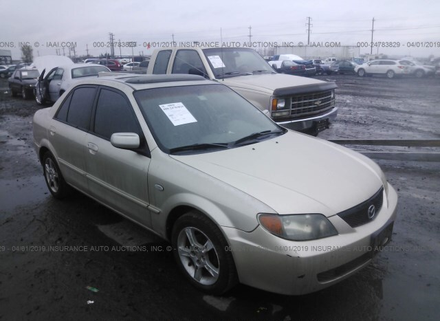Mazda Protege for Sale