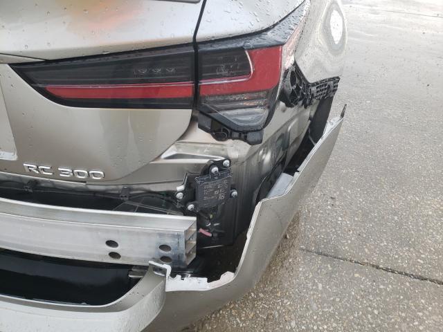 Lexus Rc 300 Bas for Sale