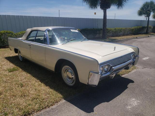 Lincoln Continentl for Sale