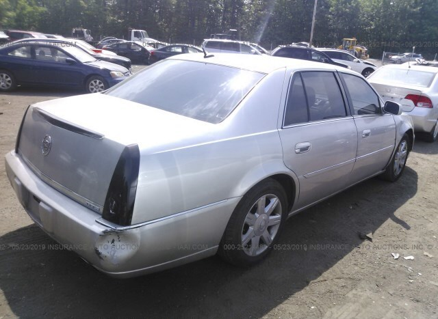 Cadillac Dts for Sale
