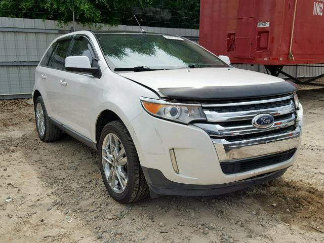2011 Ford Edge For Sale >> Salvage Car Ford Edge 2011 White For Sale In Midway Fl