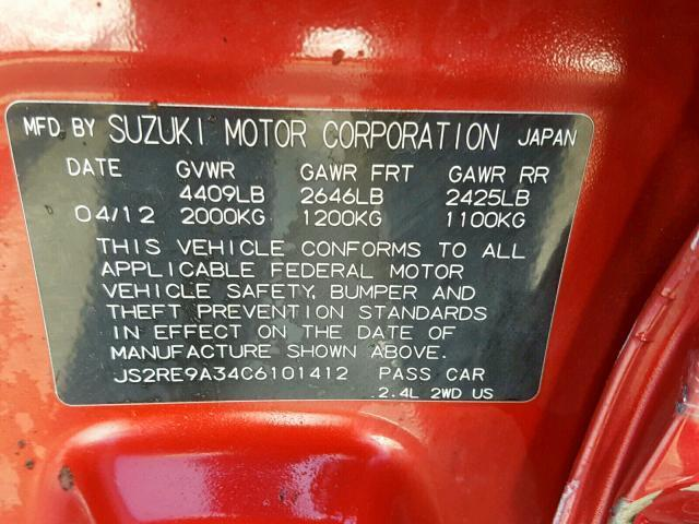 Suzuki Kizashi for Sale