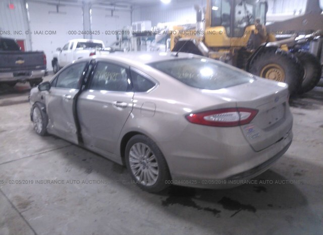 Ford Fusion Energi for Sale