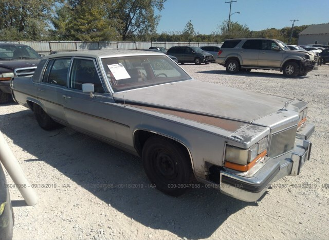Cadillac Brougham for Sale