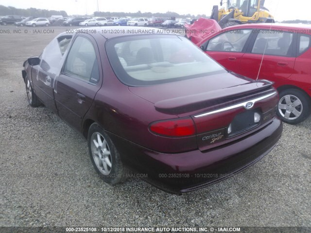 Ford Contour for Sale