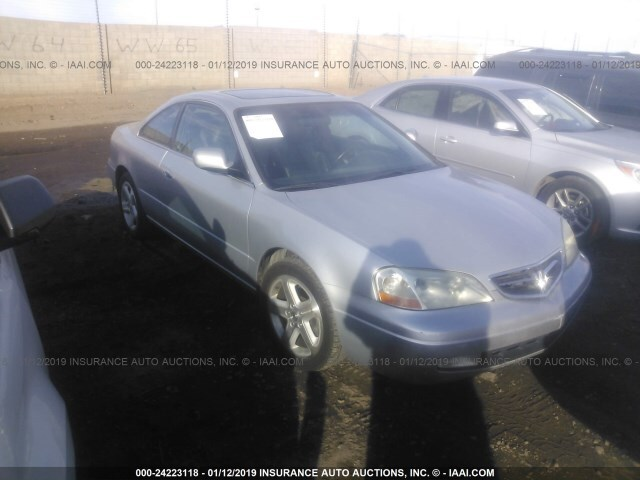 Used Car Acura Cl 2001 Silver For Sale In Phoenix Az Online Auction