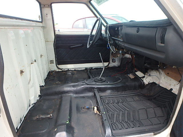 Salvage Car Datsun 620 1975 White For Sale In Wilmer Tx Online