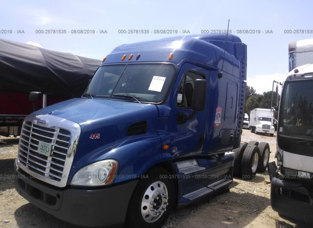 Used Truck Freightliner Cascadia 132 2011 for sale in