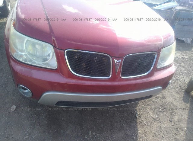 Pontiac Torrent for Sale