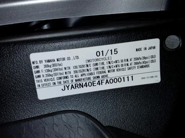 Yamaha Yzfr1m for Sale