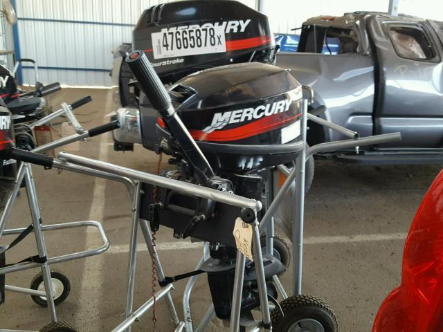 Mercury Boat for Sale