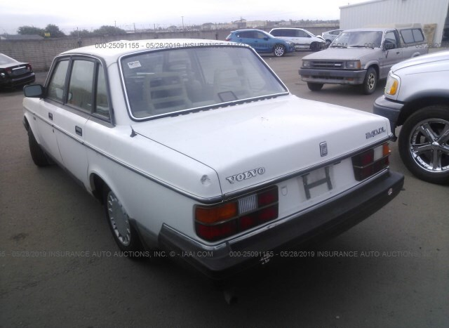 Volvo 240 for Sale