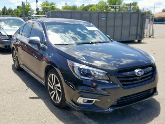 Used Car Subaru Legacy 2018 Black for sale in DENVER CO