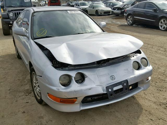 2001 Acura Integra Ls >> Auction Ended Salvage Car Acura Integra 2001 Silver Is Sold