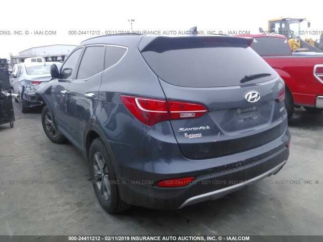 Hyundai Santa Fe For