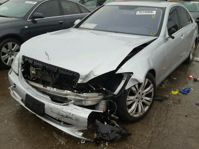 Mercedes-Benz S 550 4Mat for Sale
