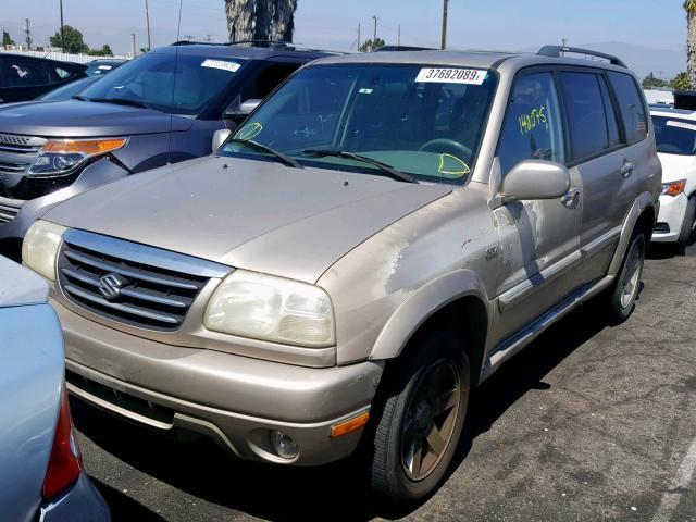 Used Car Suzuki Xl-7 2002 Tan for sale in VAN NUYS CA online