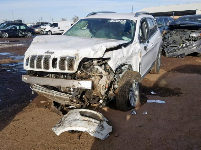 Chrysler Cherokee L for Sale