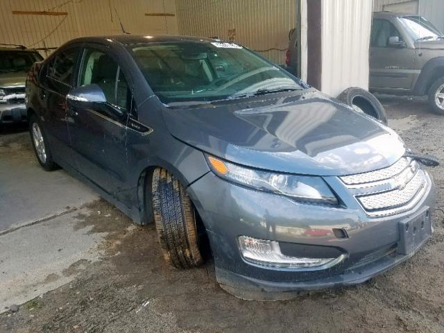 Used Chevy Volt For Sale >> Used Car Chevrolet Volt 2011 Gray For Sale In Seaford De