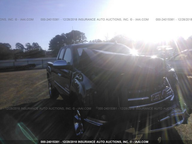 Sierra Auto Auction >> Salvage Car Gmc Sierra 2013 Red For Sale In Longview Tx