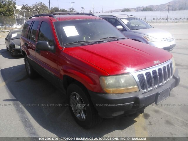 ef18fb7a6fdb2 2000 JEEP GRAND CHEROKEE LAREDO SALVAGE. View All Photos. Jeep Grand  Cherokee for Sale