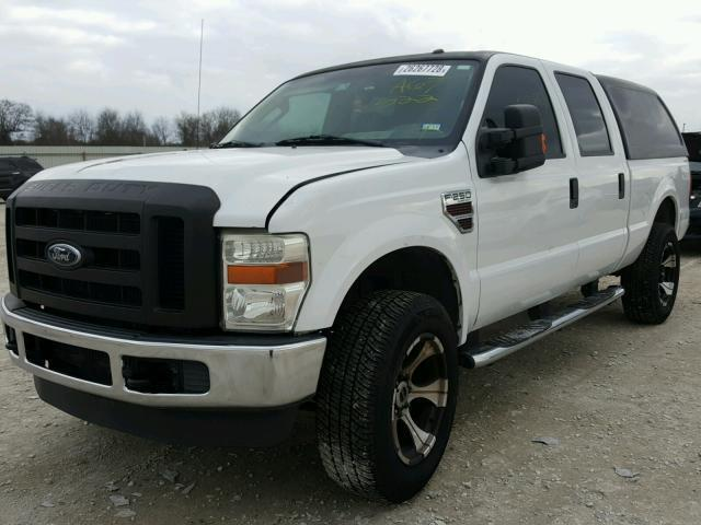 2010 F250 For Sale >> Used Car Ford F250 2010 White For Sale In New Braunfels Tx