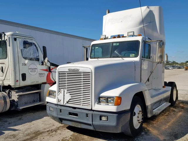 Used Truck Freightliner Fld120 1999 White for sale in WEST