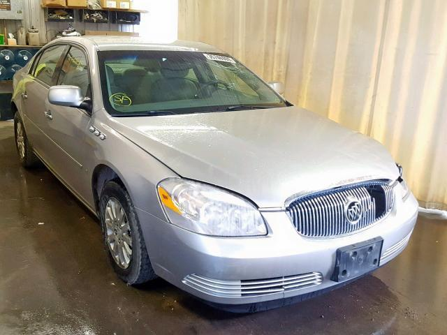 Buick Lucerne For Sale >> Used Car Buick Lucerne 2006 Silver For Sale In Avon Mn
