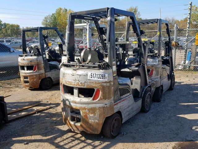 Nissan Forklift for Sale