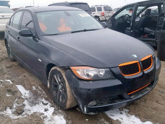 Used Car Bmw 3 Series 2007 Black For Sale In Woodhaven Mi Online