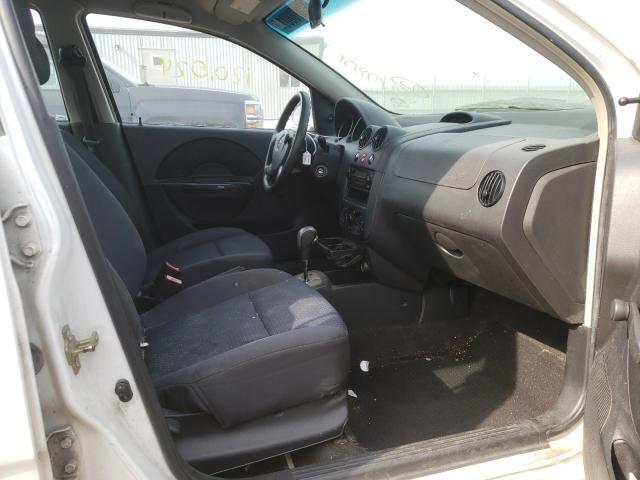 Chevrolet Aveo5 for Sale