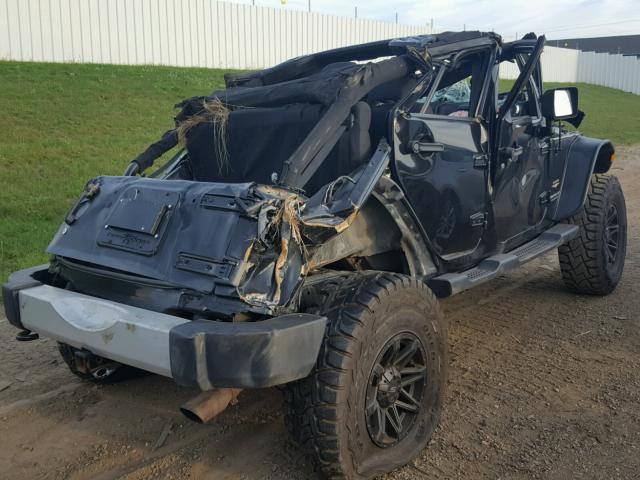 Used Car Jeep Wrangler 2012 Black for sale in PORTLAND MI