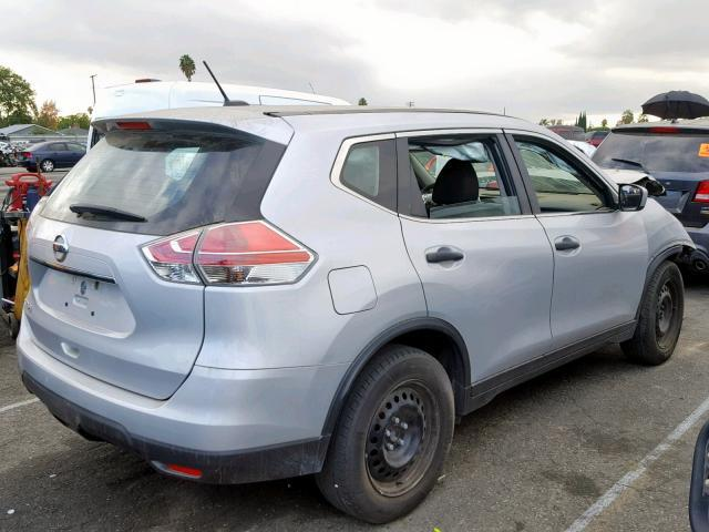 Nissan Salvage For Sale Repairable Cars At Auction Prices: Salvage Car Nissan Rogue 2016 Silver For Sale In VAN NUYS