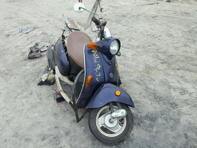 Yamaha Moped for Sale