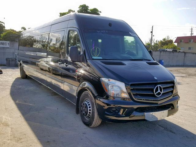 Used Car Mercedes-Benz Sprinter 3500 2014 Black for sale in MIAMI FL