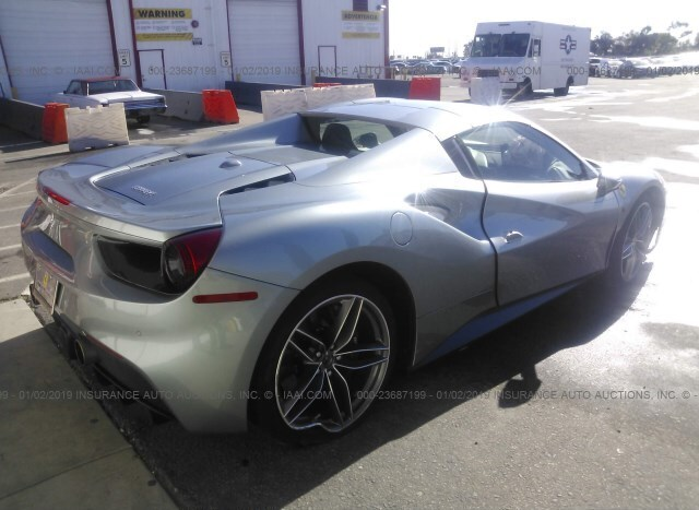 Ferrari 488 Spider for Sale
